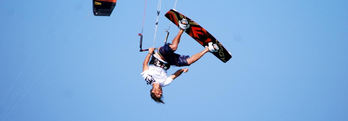 kiteboarding fuerteventura