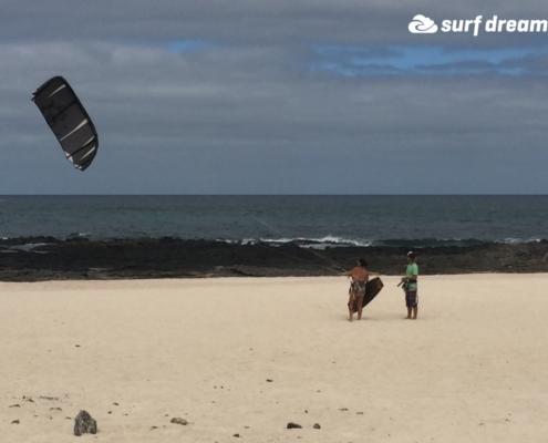 kite kurz fuerteventura