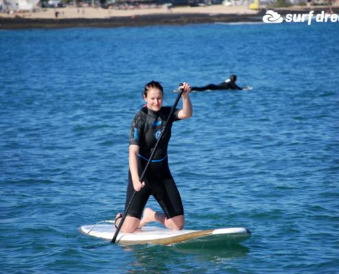 paddleboard kurz fuerteventura