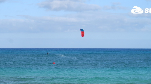 kite flagbeach