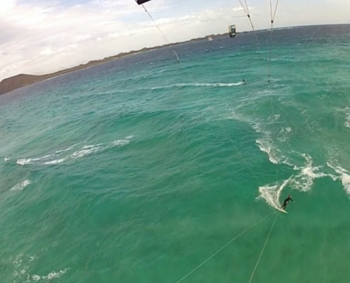 flagbeach kite