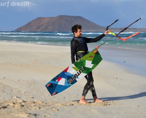 kite course fuerteventura