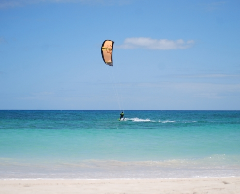 flagbeach kitespot