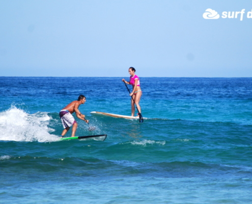 paddleboard lesson fuerteventura