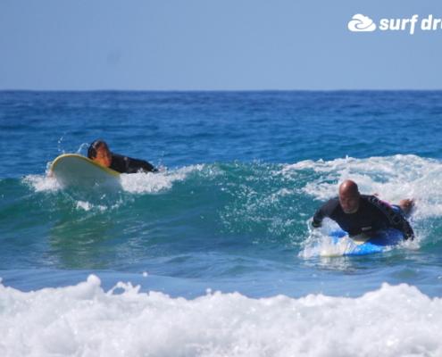 surf lesson fuerteventura