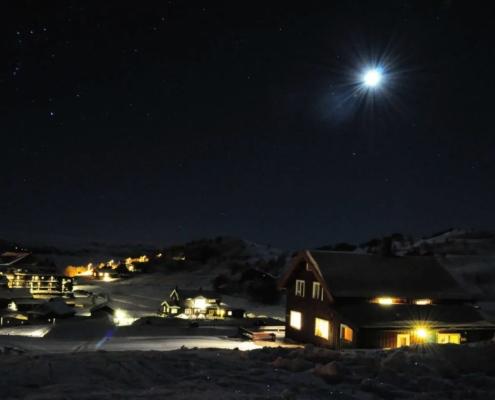 snowkiting norsko