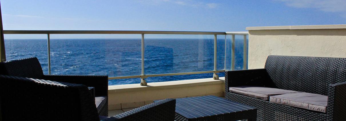 ubytování Tenerife