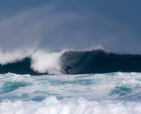 big wave surf fuerteventura
