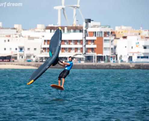 wingfoil Fuerteventura